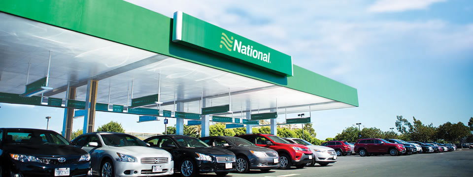 National Car Rental Orlando International Airport